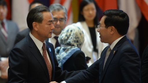Vietnam warns South China Sea is a 'test' of ASEAN