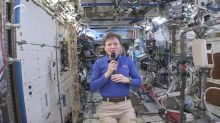 For Record-Breaking Astronaut Peggy Whitson, Space Is Never Boring (Video)