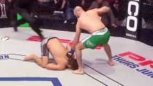 'My god': MMA world in shock over sickening moment