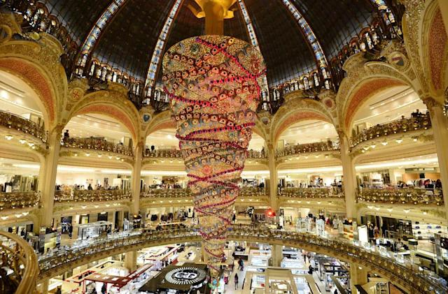 Apple Watch might target the fashion crowd in high-end Paris stores