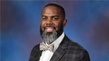 Kevin Dyson Becomes a High School Principal