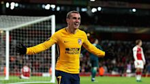 Antoine Griezmann gives Atletico Madrid the advantage as Arsenal waste golden opportunity