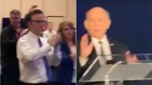 NWS Director Leads Rousing Ovation For Birmingham Weather Forecasters