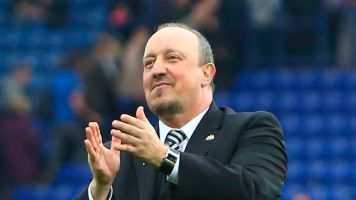 Benitez had 'chance' to become Spain coach