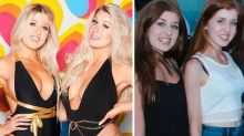 Reality star twins completely unrecognisable in throwback snap