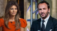 Tom Ford Adds More Fuel To The Fire, In The Feud With Donald And Melania Trump