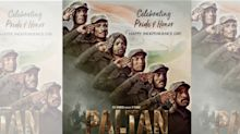 Riding the Patriotic Wave, Paltan's New Poster Is Out on I-Day
