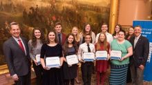 Comcast NBCUniversal Awards $21,000 In Scholarships To Twelve Vermont High School Seniors