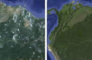 Google refreshes Maps and Earth with 800,000 megapixels of new satellite imagery