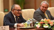 Former Papua New Guinea PM temporarily avoids arrest