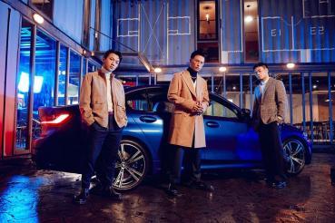 BMW慶賀品牌105週年!攜手茄子蛋同台3系列經典激盪跨世代感動