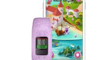 Garmin® and Disney introduce the vívofit® jr. 2 kid's fitness tracker and interactive mobile app featuring Disney Princess