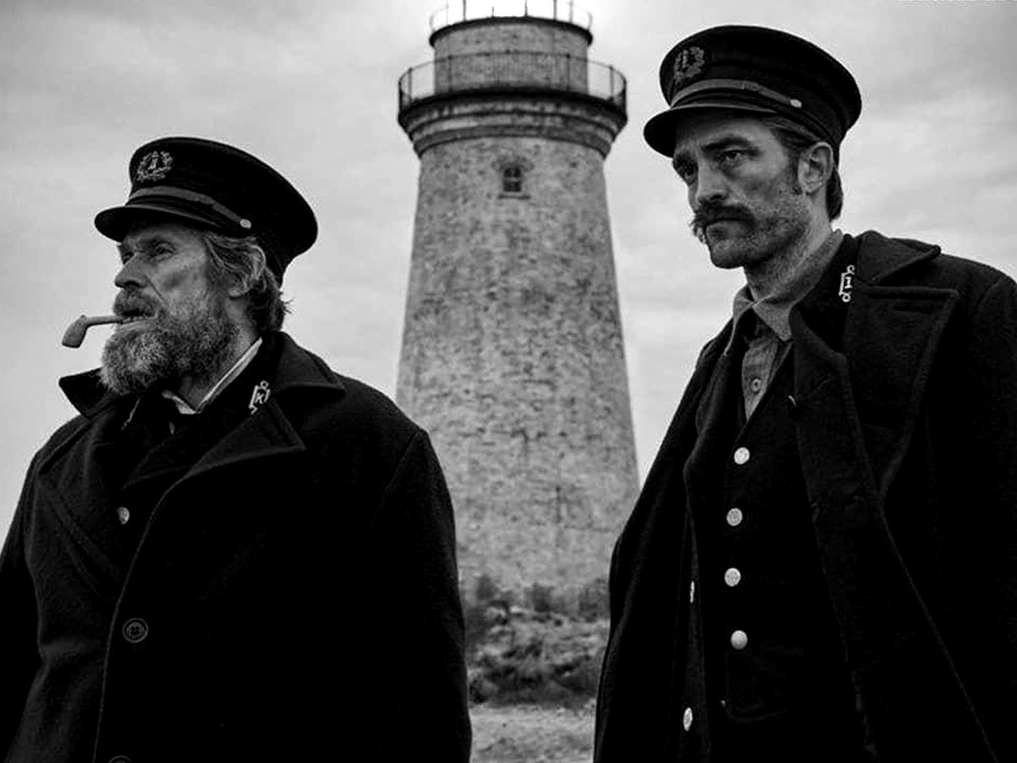 'The Lighthouse' First Look: 'The Witch' Director Returns to Terrify Robert Pattinson, Willem Dafoe