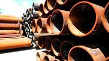 U.S. tariffs funnel Asian steel to Canada's oil industry