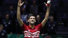 Tennis - Courts, salle de muscu, hôtel, nourriture, kinés : Novak Djokovic au soutien d'une quinzaine de joueurs