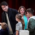 Canada elections - live: Trudeau fights to keep power in knife-edge election with Scheer