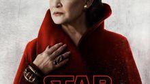 Adelanto muestra a Carrie Fisher como 'Princesa Leia' en nuevo film