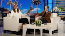 Allison Janney Says Psychic Told Her To Be On Watch For Mystery 'Hot Pants' Man