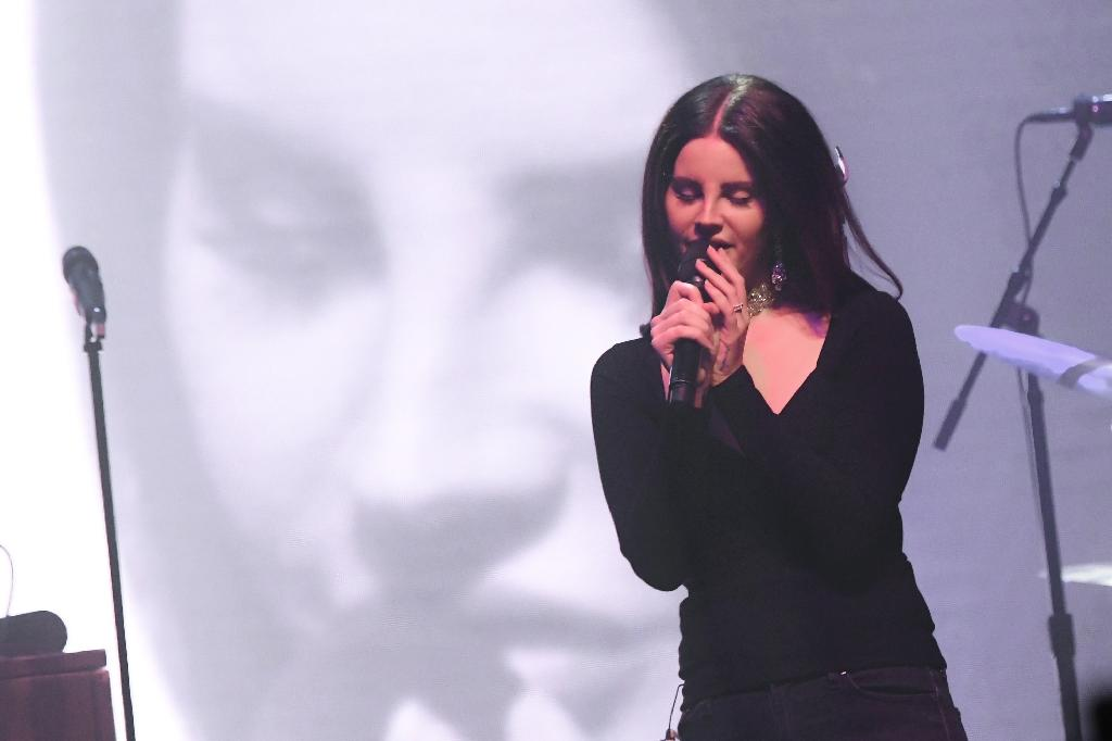 "Singer Lana Del Rey said Radiohead have sued for writing credit on one of her songs, but insisted she had not been inspired by breakthrough track ""Creep"""