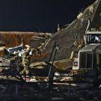 Apparent tornado kills 2 in Oklahoma