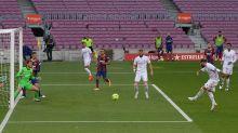 Espagne : le Real Madrid s'impose 3-1 chez le FC Barcelone lors du premier clasico de l'histoire à huis clos