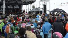 Le 8e Festival Rock the Pistes met le feu à la neige