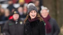 How much did the Duchess of Cambridge's Scandinavian royal tour wardrobe cost?