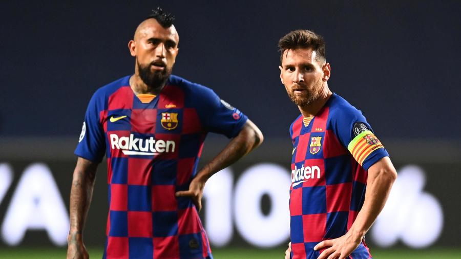 Bayern exposes Barcelona as shell of former self