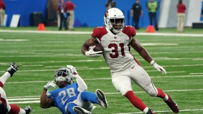 David Johnson: Fantasy 'last thing on my mind'