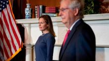 GOP reportedly fears losing the SCOTUS vote if more senators get coronavirus