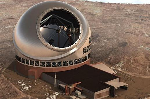 Hawaii clears land use for the Thirty Meter Telescope, construction to start in 2014