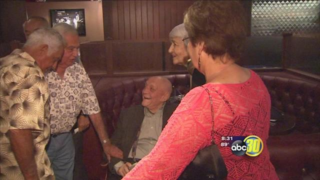 Jerry Tarkanian visits Fresno ahead of Hall of Fame induction