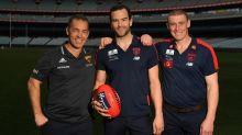 Demons' Lewis confirms AFL retirement