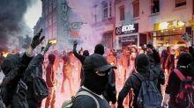 Ausschreitungen: Berliner Linksextreme sollen G-20-Krawalle geplant haben