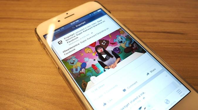 Facebook will reward longer videos that people actually watch