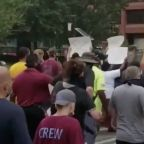 IATSE Members March In Philadelphia To Support Reauthorization Of $600 Weekly Unemployment Benefits