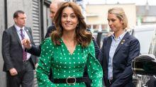 Punktlandung: So stylst du den Polka-Dot-Look von Herzogin Kate