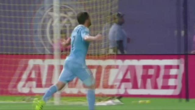 David Villa é eleito melhor jogador da temporada na MLS  Vídeo  7c9198fdb9cf5