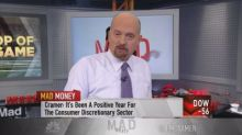 Cramer's 'power ranking' for consumer discretionary: Amaz...