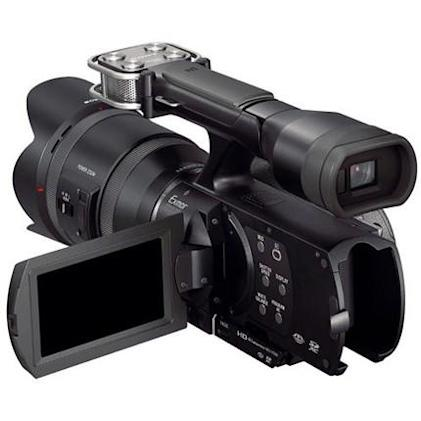 Sony NEX-VG30 camcorder images leak alongside rumor of $1,800 November arrival