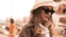 Las reglas de oro para llevar el estampado de moda en otoño