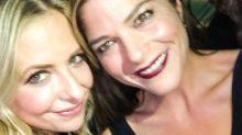 Sarah Michelle Gellar und Selma Blair: Mini-Reunion 18 Jahre nach  'Eiskalte Engel'