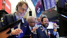 Stock market news live: Stocks pare gains; Facebook tumbles on earnings