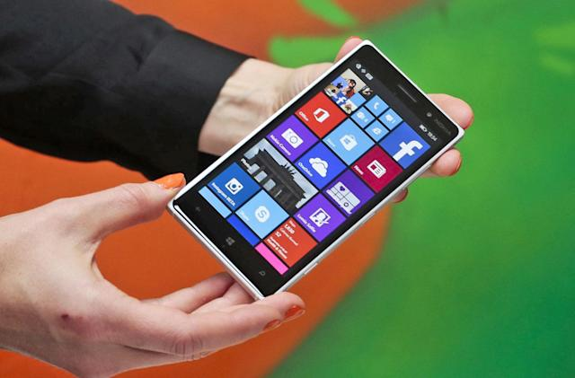 Who's still using Windows Phones? The NYPD.