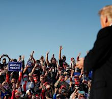 Trump aides didn't tell him about RBG's death during Minnesota rally because they were afraid his supporters might cheer