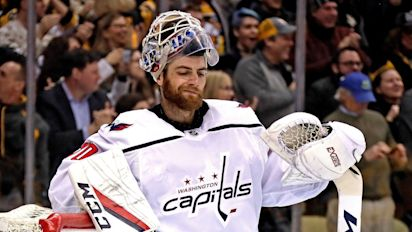 Capitals goalie Braden Holtby declines invitation to White House bd5a76679