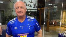 Os motivos que fizeram Felipão aceitar a proposta do Cruzeiro