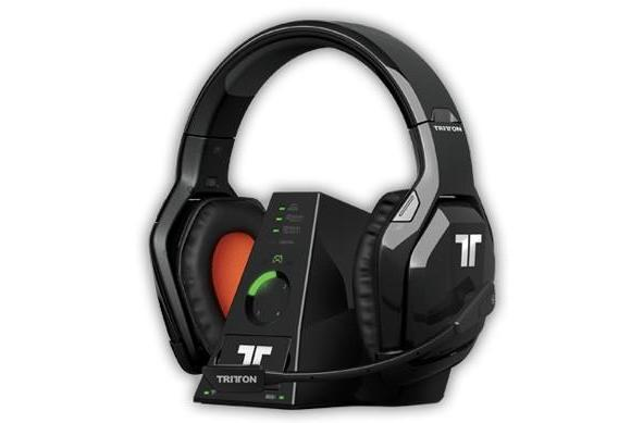 Tritton Warhead 7.1 two-way headset for Xbox 360 now shipping