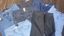 Woman's skinny jeans post sparks fierce debate