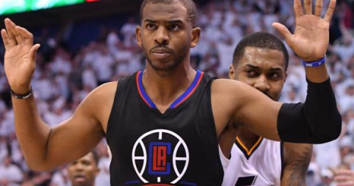 Basket - NBA - NBA - Transfert : Chris Paul (Los Angeles Clippers) intéressé par San Antonio